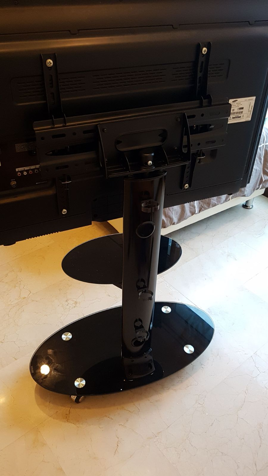 B840 TV stand installation singapore back view.jpg